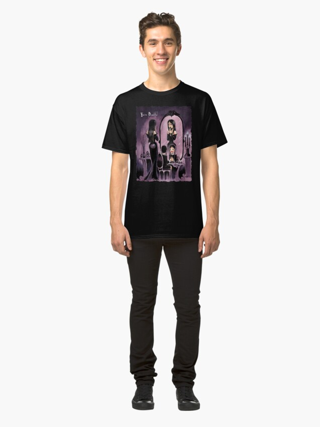Alternate view of YOU'RE BEAUTIFUL -- For All My Little Goth Girls Classic T-Shirt