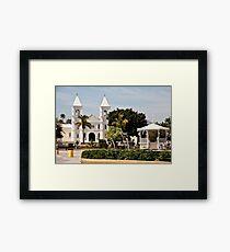 Iglesia San Jose Del Cabo Framed Print