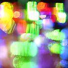 Rainbolic - Experimental Prism Photograph #26 by jeffjag