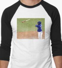 Jose Bautista 2 Men's Baseball ¾ T-Shirt