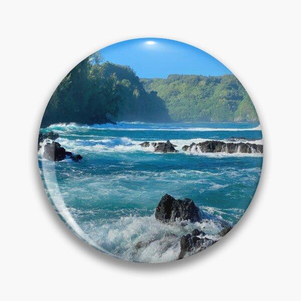 Haiku, Maui, Hawaii Pin