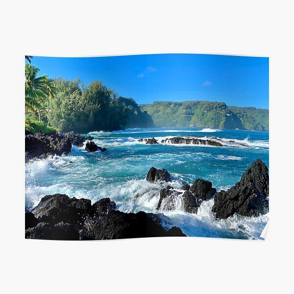Haiku, Maui, Hawaii Poster