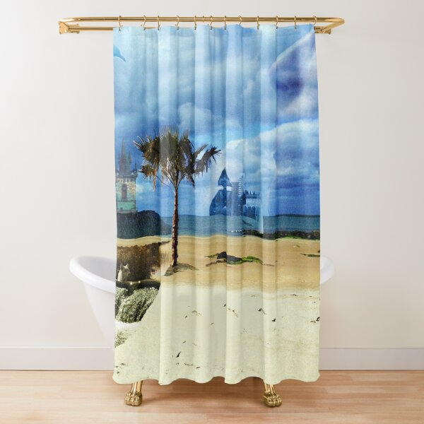 Surreal Wish Shower Curtain