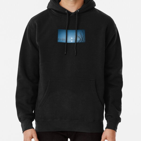 A Blue Moon on the Water Pullover Hoodie