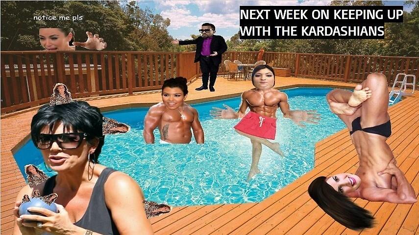 Kardashian by issybunbun