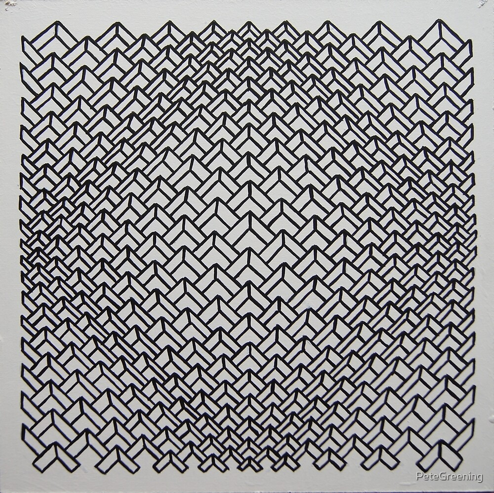 Convex chevrons by PeteGreening