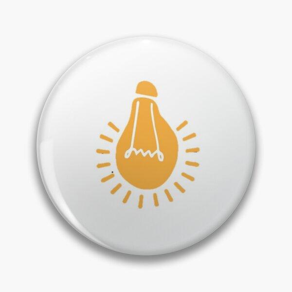 Maboneng Enlightening Bulb Pin