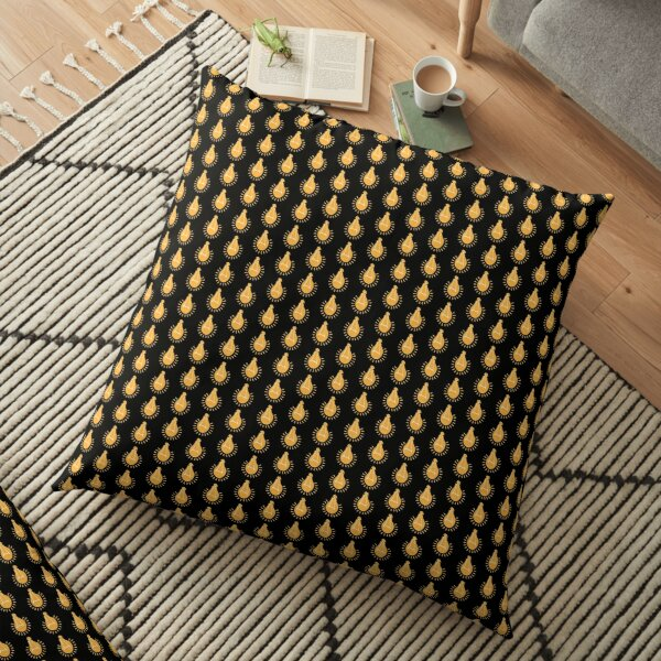 Maboneng Enlightening Bulb Floor Pillow