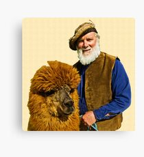 Furry Friends Canvas Print