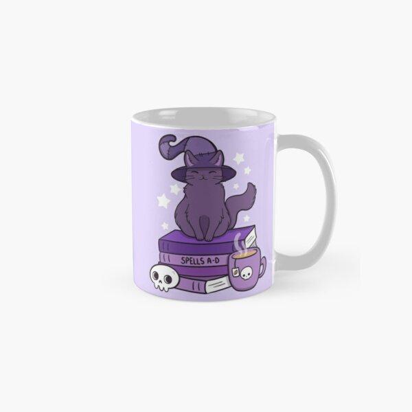 Feline Familiar 02   Nikury Classic Mug
