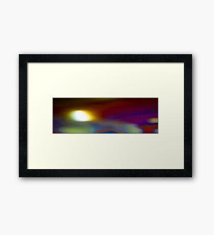 Harmony of the Spheres #1 Framed Print