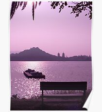 Purple Dream with You Poster