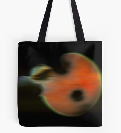 Floating Structure Tote Bag