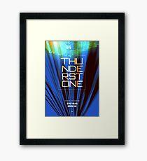 Thunderstone TV Show III Framed Print