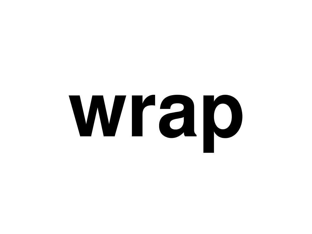 wrap by ninov94