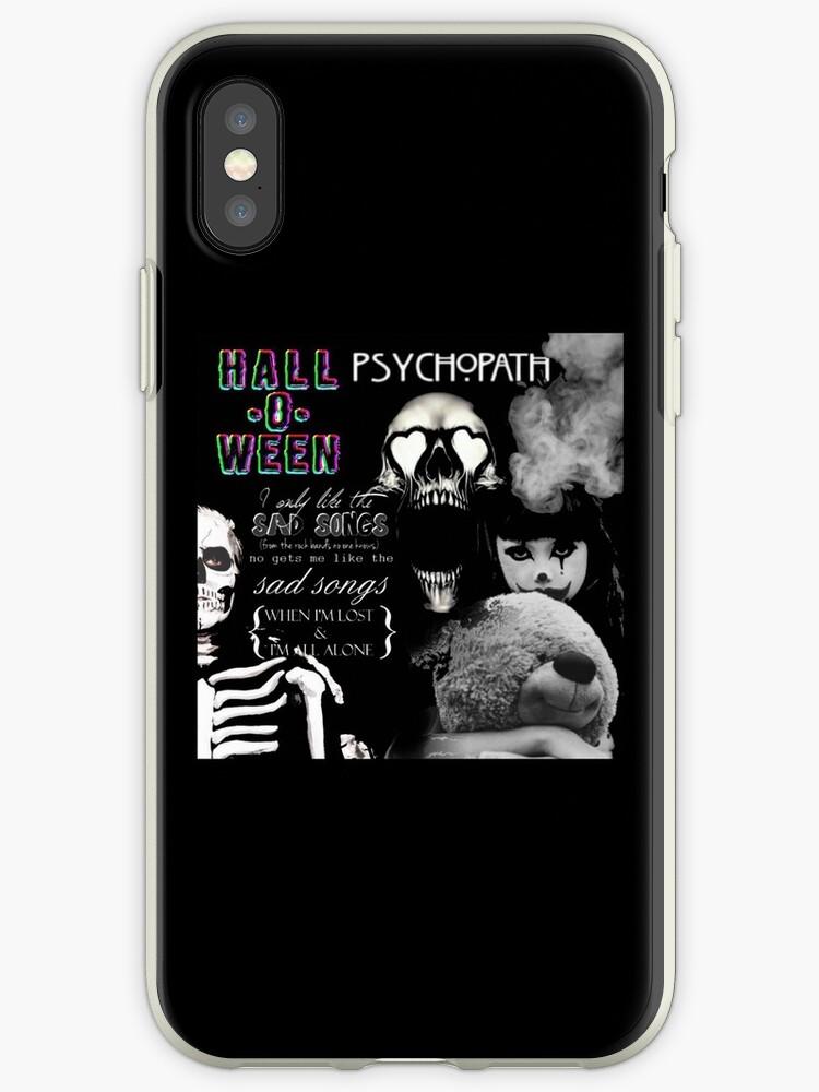 Halloween Themed Phone Case by Mercury Europa