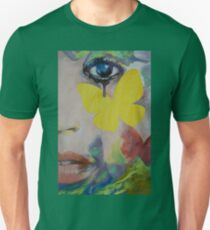 Heart Obscured by the Moon Unisex T-Shirt