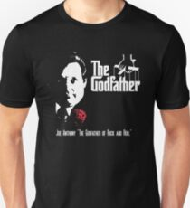 """Joe Anthony """"The Godfather of Rock and Roll"""" T-Shirt"""