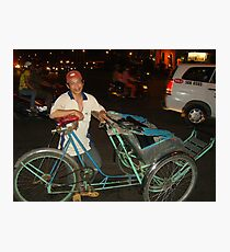 ho chi minh ride Photographic Print