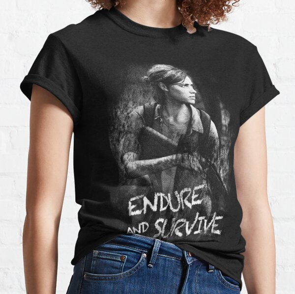 Endure and Survive Classic T-Shirt