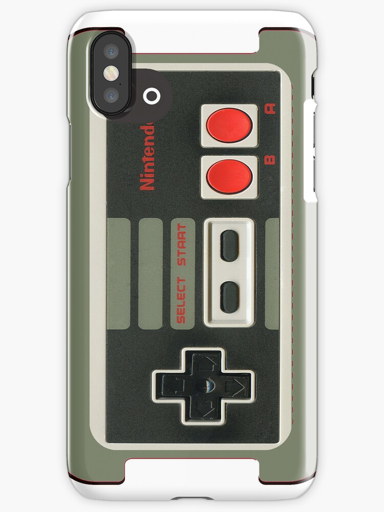 NES Controller by brennanpearson