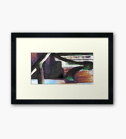 Ways Framed Print