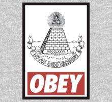 OBEY illuminati