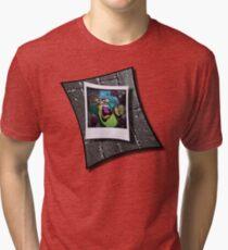 Double Drop ..... Tri-blend T-Shirt