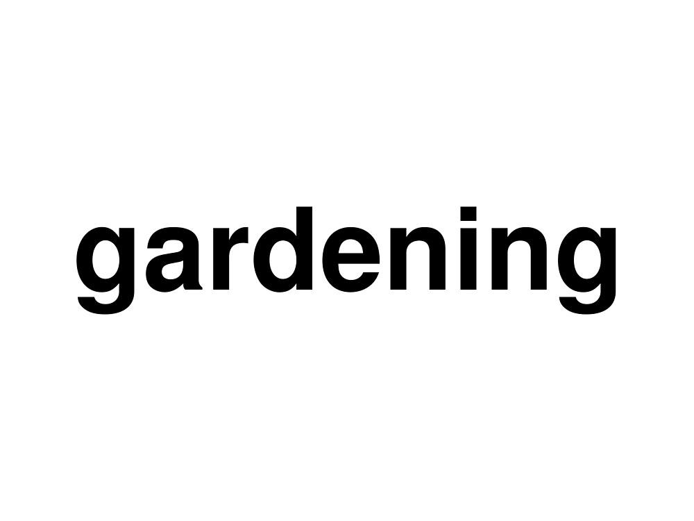 gardening by ninov94