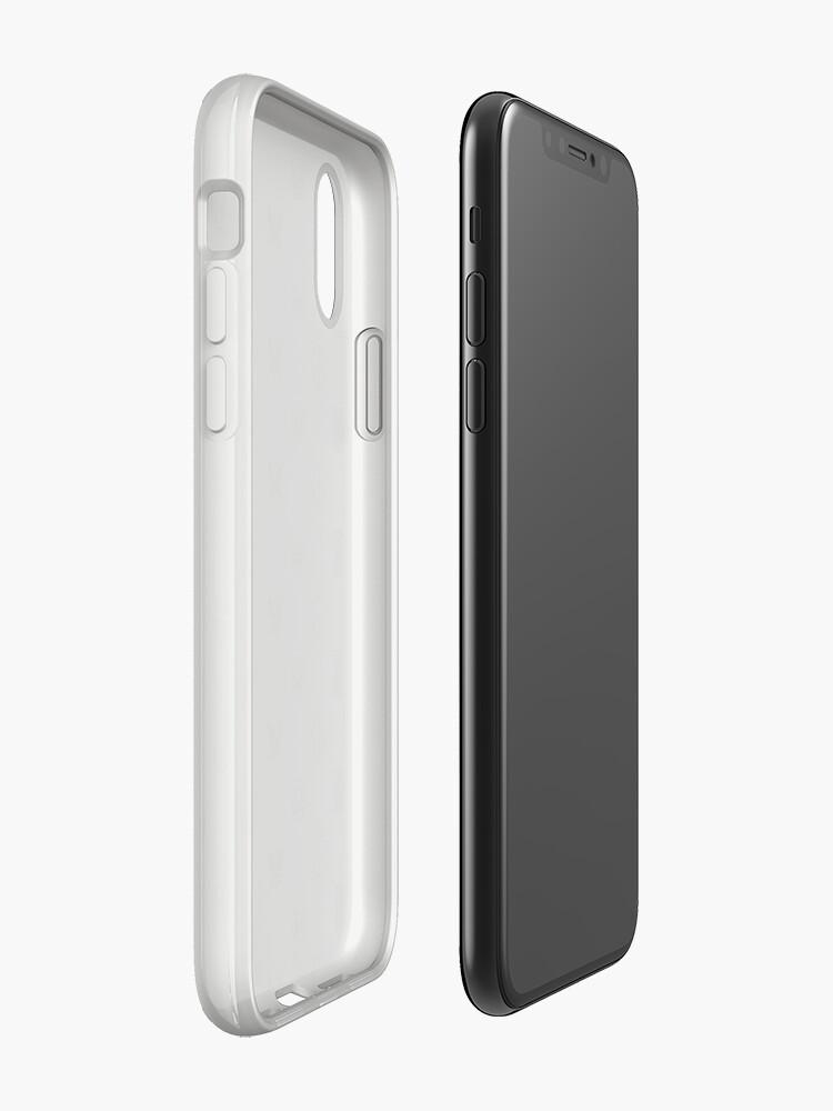 Vista alternativa de Funda y vinilo para iPhone Bizarre Emblems [Ver. Negro]