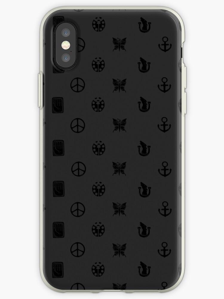 Bizarre Emblems [Ver. Black] by redinthesea