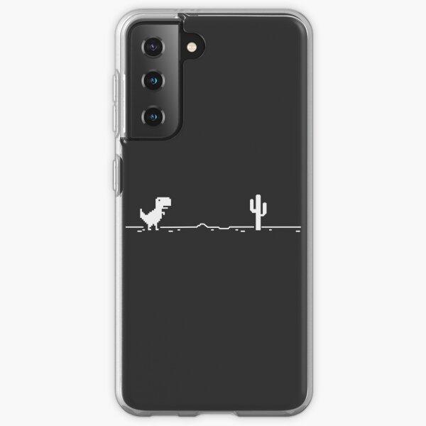 Trex Cactus Offline Funda blanda para Samsung Galaxy