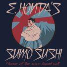 E. Honda's Sumo Sushi by beware1984
