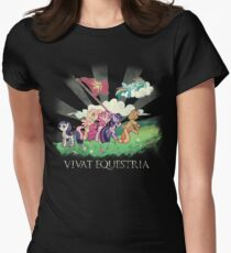Pony Jima Women's Fitted T-Shirt