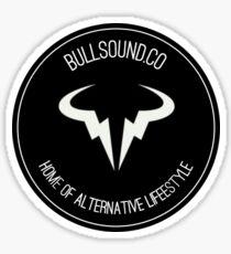 bullsound Sticker Sticker