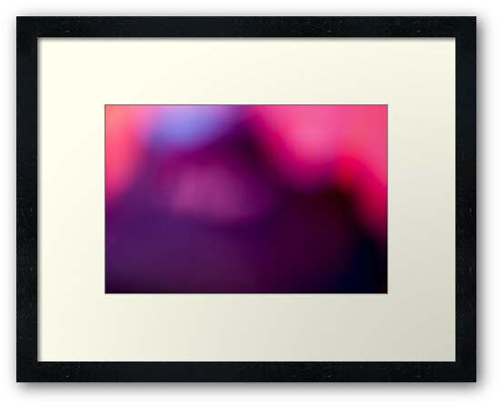 Abstract brilliant colorful abstract in purple  by PhotoStock-Isra