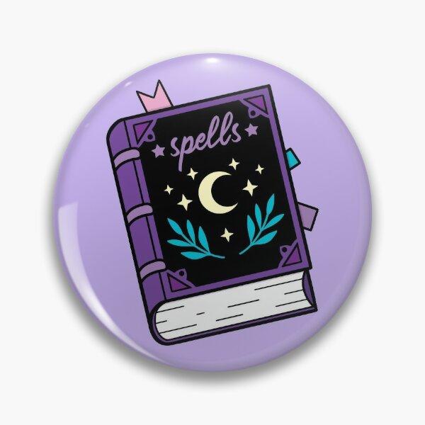 Magical Spellbook | Nikury Pin