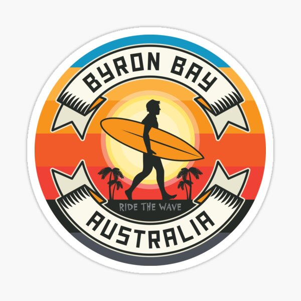 Byron Bay, Australia Sticker