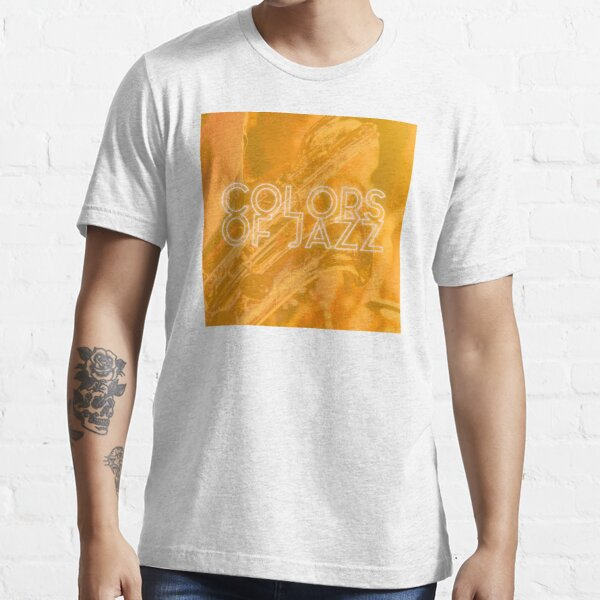 Colors of Jazz - Yellow Essential T-Shirt