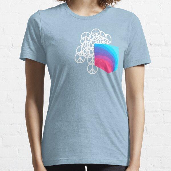 Peace Pocket Camiseta esencial