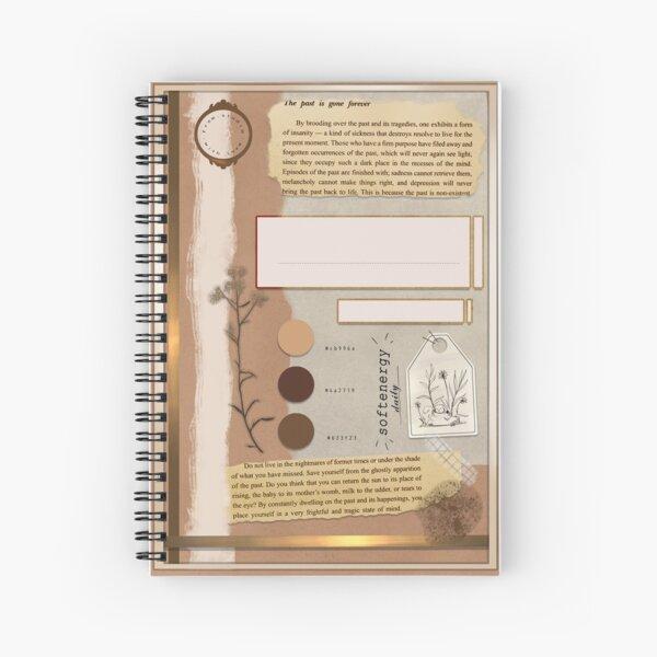 un enfoque estético Cuaderno de espiral