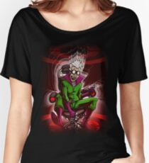 Prof. Mad Brainer Solo Women's Relaxed Fit T-Shirt