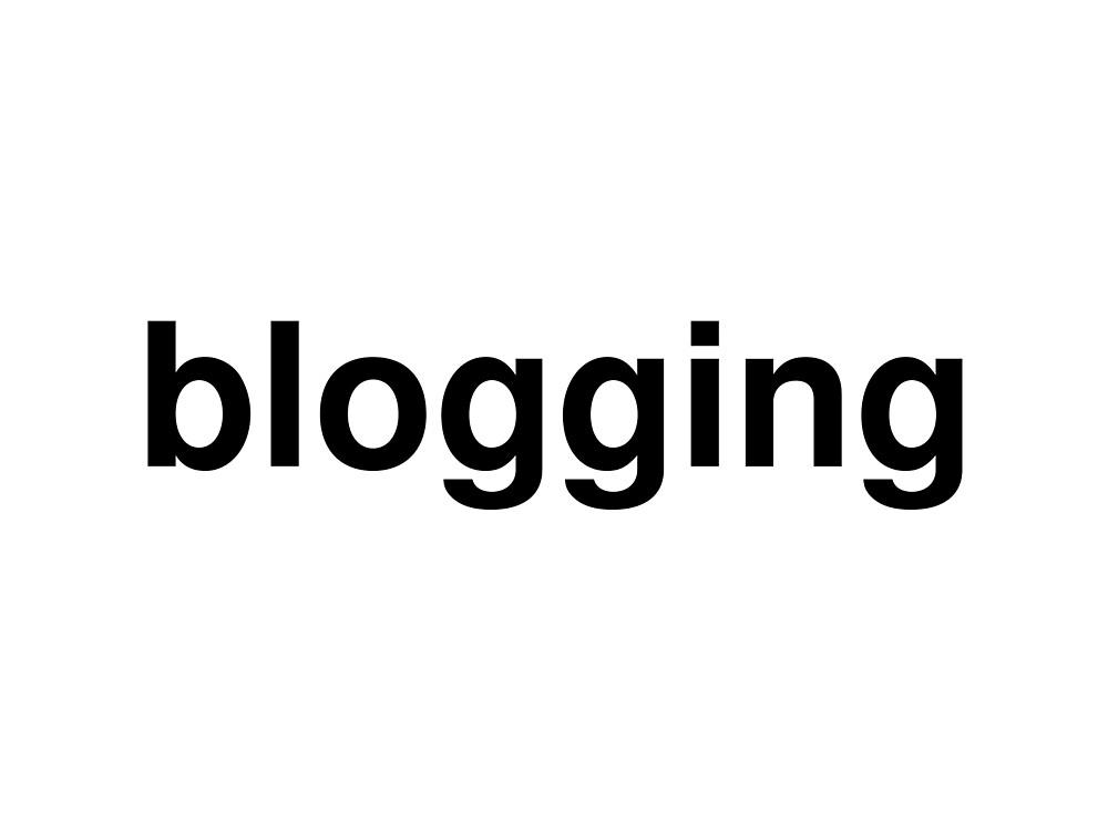 blogging by ninov94