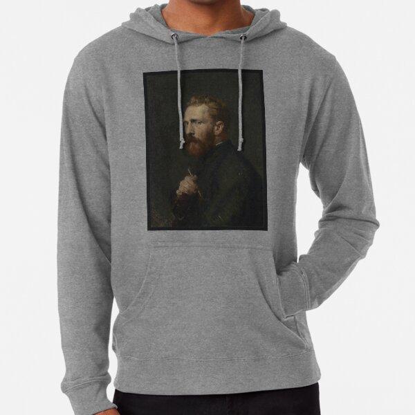 Vincent van Gogh Porträt (1886) Von John Russell Leichter Hoodie