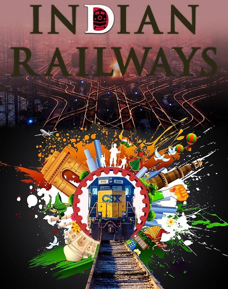 Indian Railway IRCTC Train PNR App by KalpanaSharma