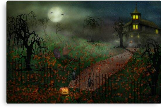 Halloween - One Hallows Eve by Michael Savad