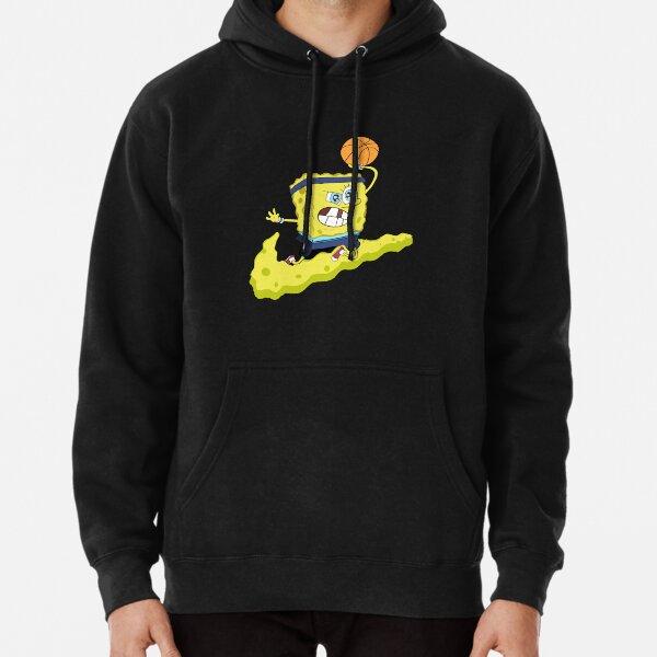 Sponge Bob Square Pants Basketball Sweat à capuche épais
