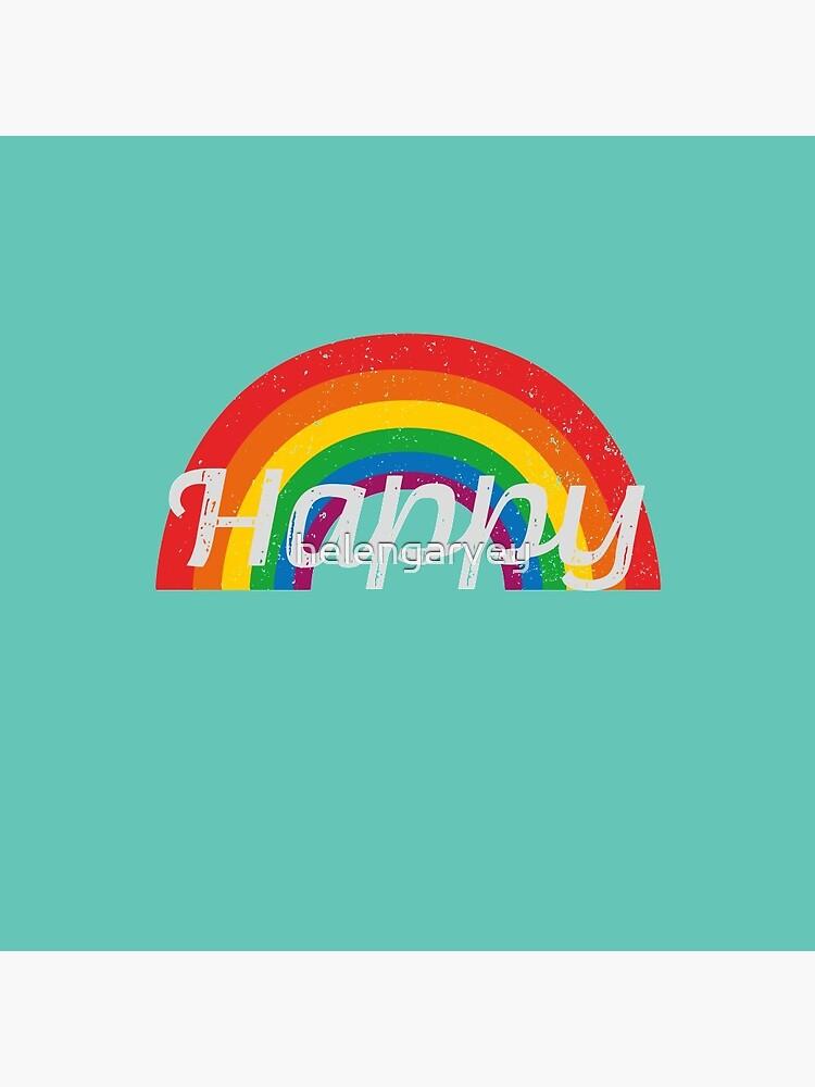 Happy by helengarvey