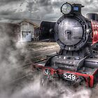 Maldon steam by shaynetwright