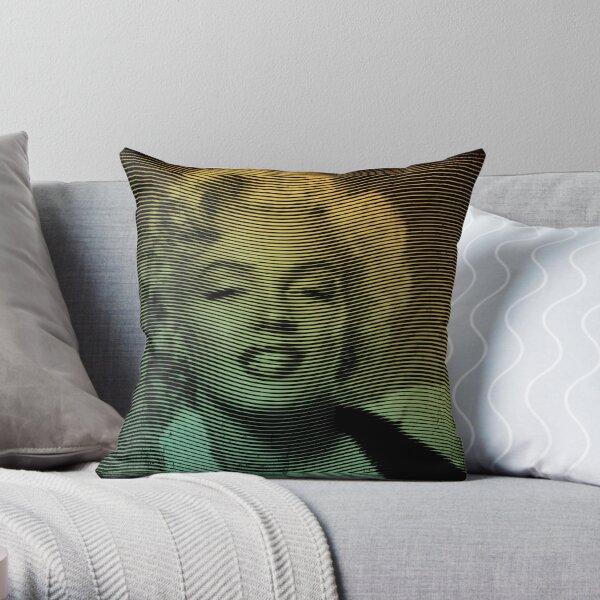 Kinetic Marilyn Cojín